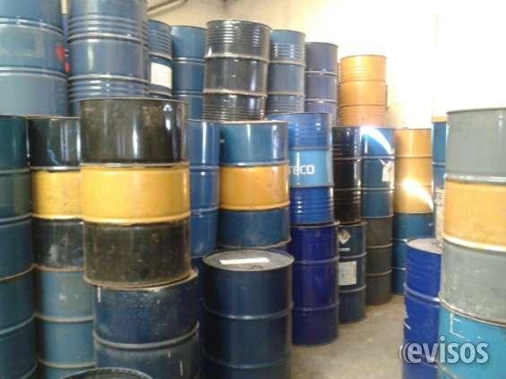 Compro tambores metalicos 200 litros