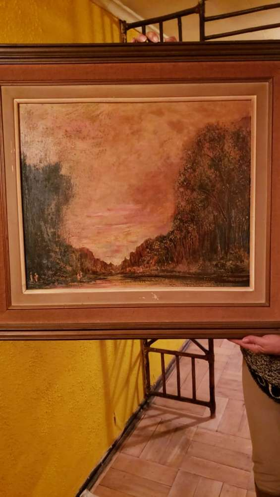 Vendo cuadros originales, pintor fernando torterolo, con su firma