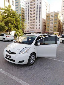 Toyota yaris para la venta