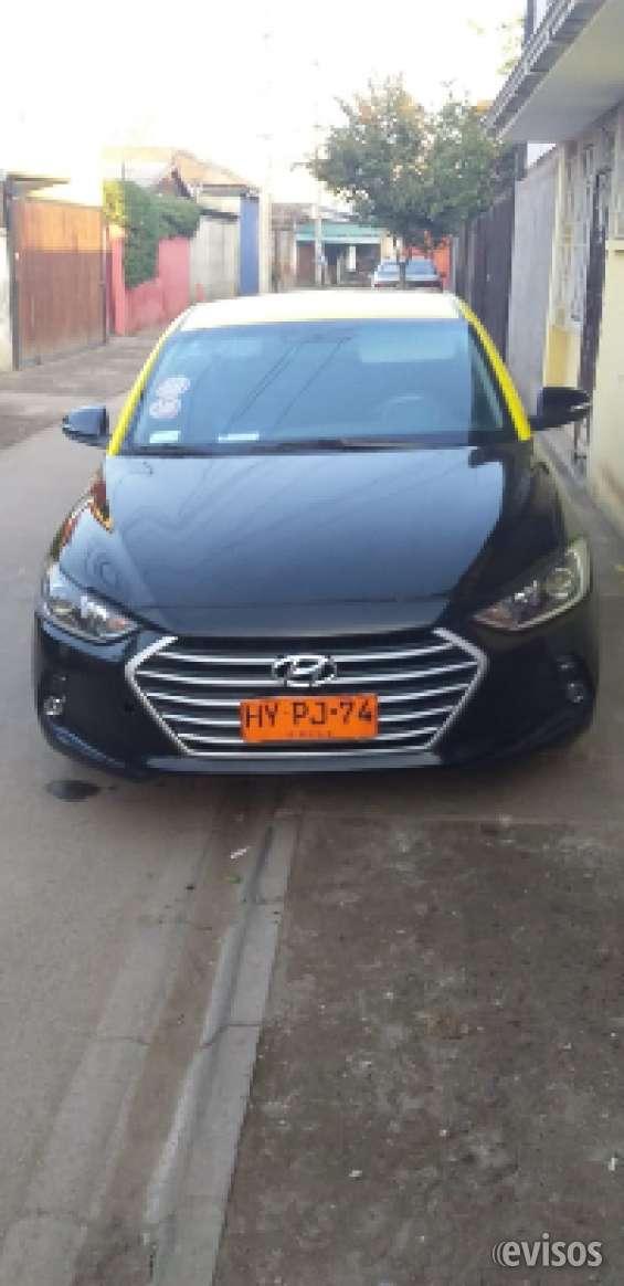 Vendo taxi básico con derechos