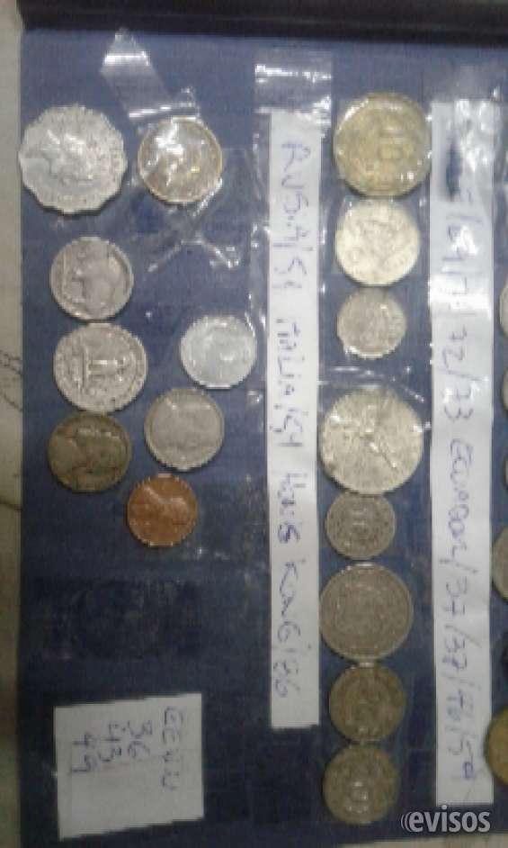 Monedas antiguas eeuu