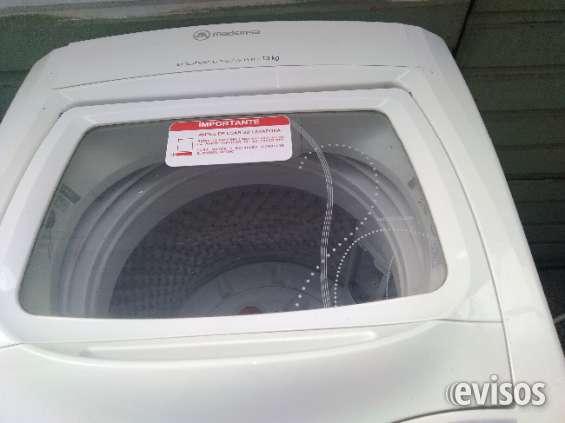 Vendo lavadora mademsa