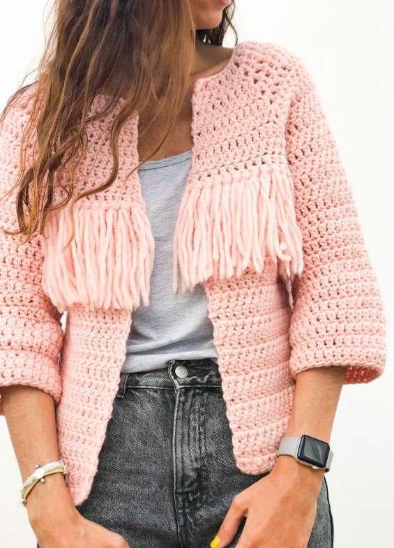 Busco tejedoras a crochet y a palillo