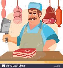 Carniceros cortadores o despostadores