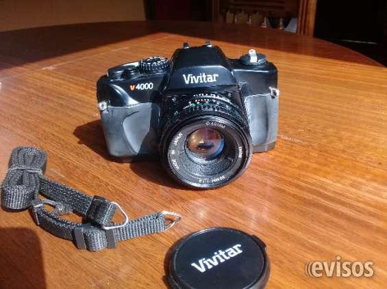 Camara vivitar 35 mm.