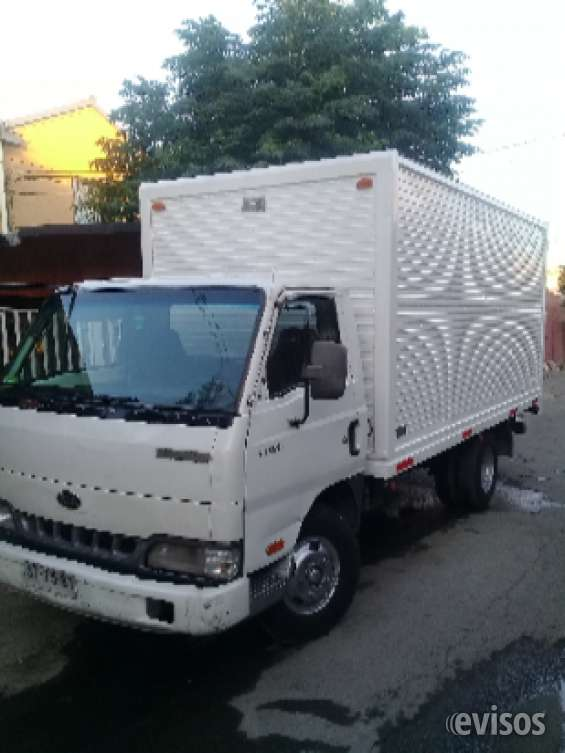 Transporte de carga ahumada