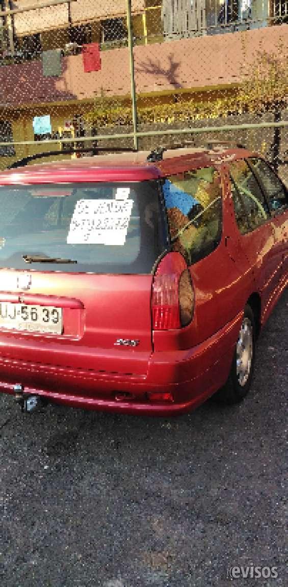 Peugeot soleil 306 station 2001, full equipo francés, doctos. al día 2020.