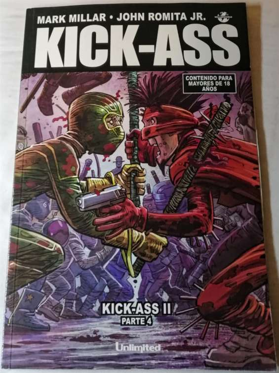 Kick ass ii - parte 4