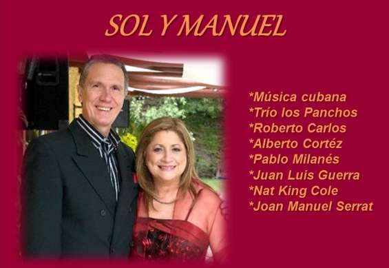 Sol y manuel cantantes cubanos