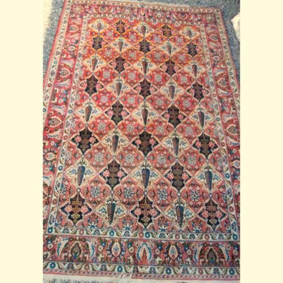 2,1 x 4 mts. antigua alfombra persa