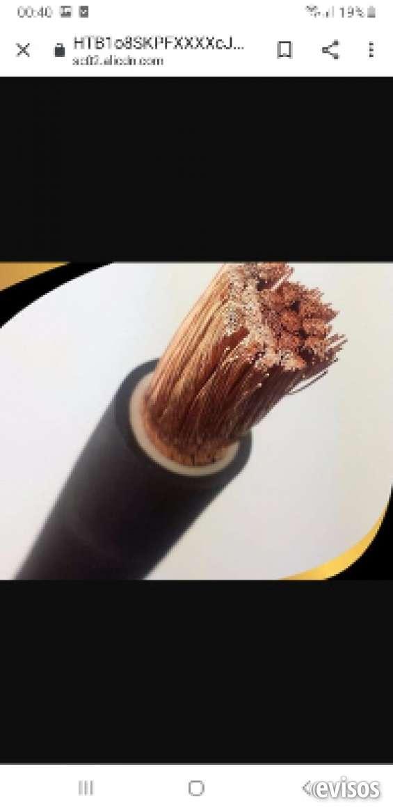 Compro cobre forrado o limpio