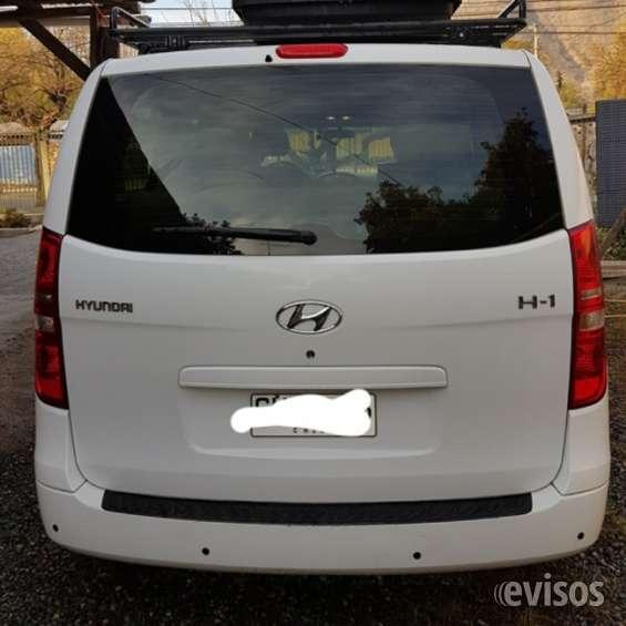Fotos de Hyundai new h1 año 2015 full 11+1 2