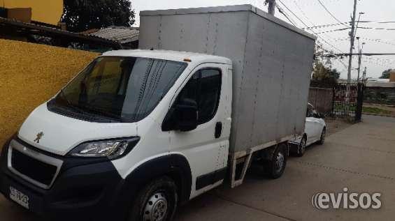 Bisco trabajo para camioneta 1700 kilos