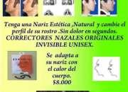 Respingador y corrector nasal marca premium