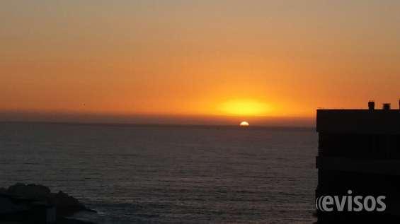 Reñaca cochoa, depto 1d con vista al mar