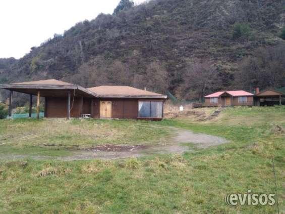 Vendo casa en parcela media hectarea