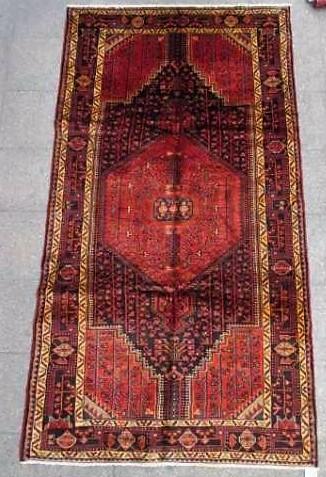 280 x 150 cms bella alfombra persa