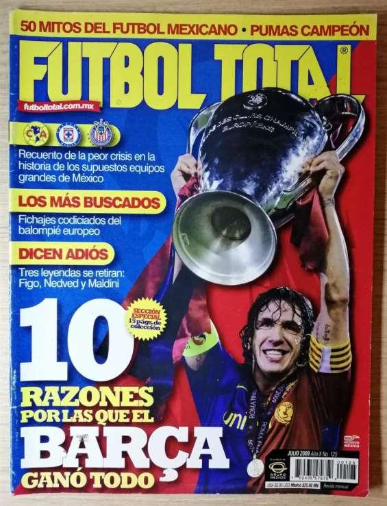 Revista fútbol total