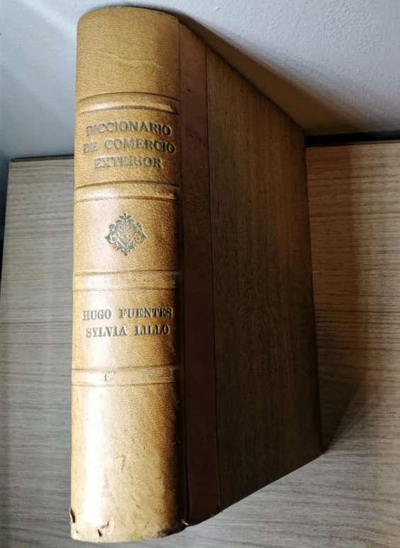 Diccionario de comercio exterior - hugo fuentes, silvia lillo