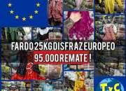 Fardos disfraces 25kg remate 95.000 tienda tyc