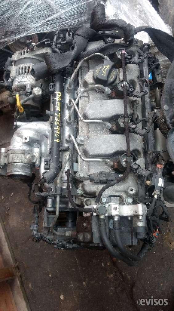 Motor hyundai santa fe 2.2 mecanico