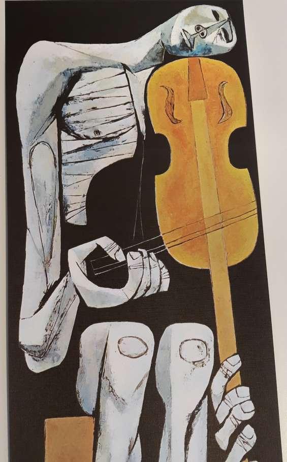Guayasamin * violinista ( 1967 )