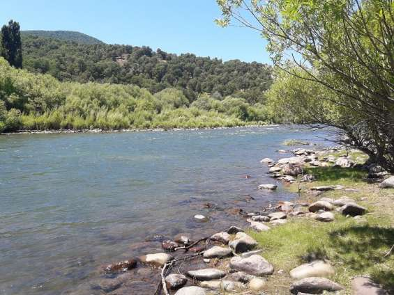 Parcela en lonquimay en río bío bío