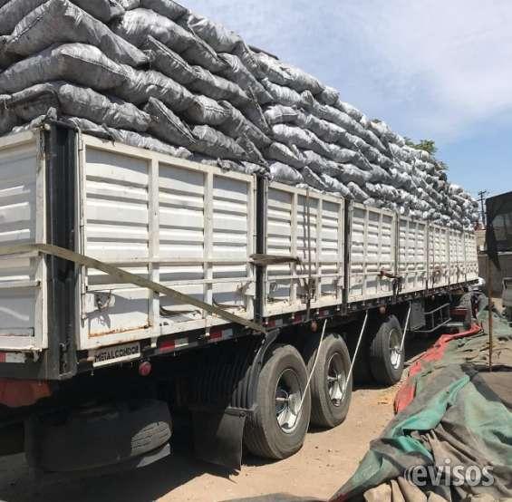 Venta de carbón de paraguay