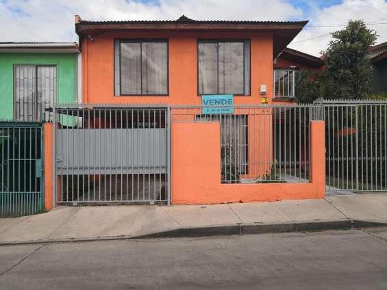 Casa en venta población cobresal