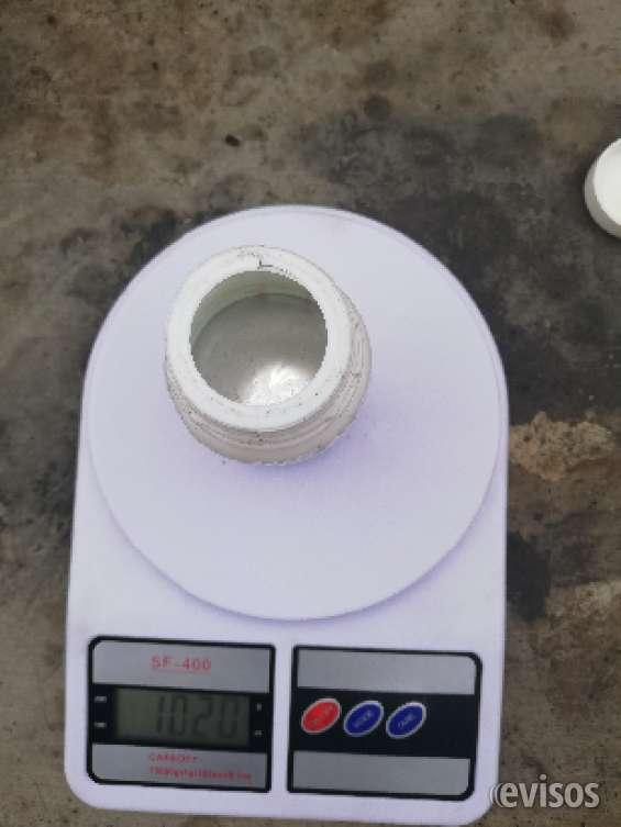 Mercurio liquido 1 kilo