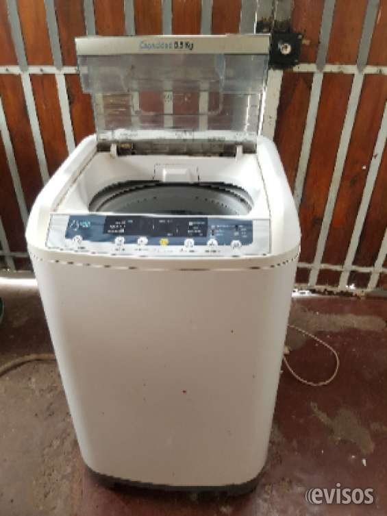 Vendo lavadora mabe 8 5 kilos
