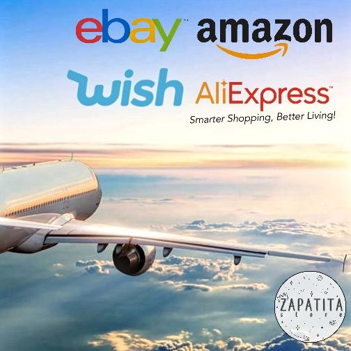¿quieres importar de aliexpress, wish, ebay o amazon?