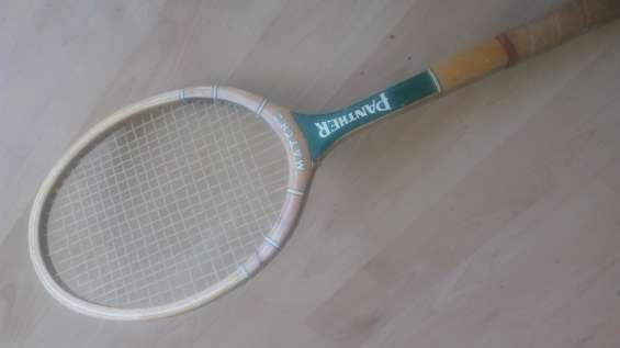 Vendo dos raquetas de madera para coleccionistas