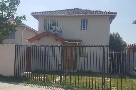 Se vende hermosa casa en linderos buin