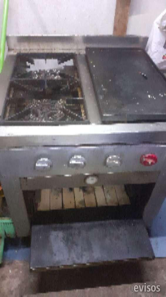 Cocina semi-industrial