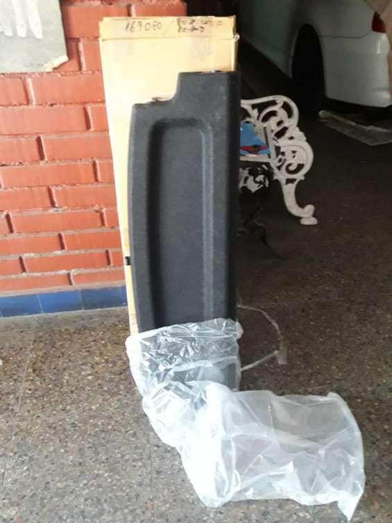 Cubre maleta nuevo embalado suzuki celerio