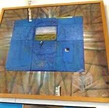 Gran obra de gioancarlo bertini * 150 x 120 cms
