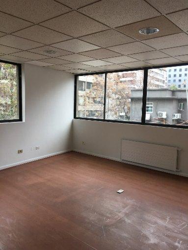 Oficina 140 m2 en las condes