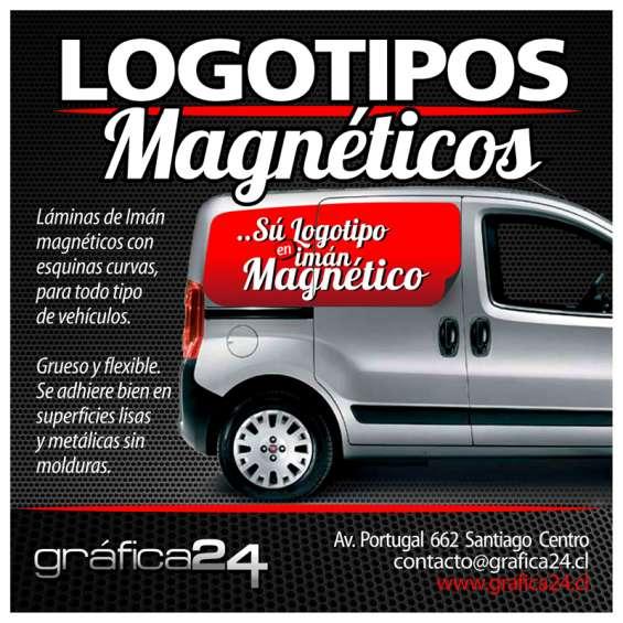 Logotipos magneticos