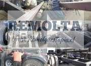 Tercer Eje - Transformación de Camiones