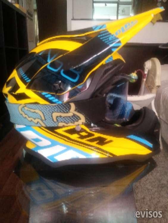 Vendo casco de moto nolan