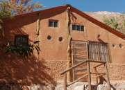 Terreno en el mágico Cochiguaz, 2 casas, 1.000 m2.$80 millones
