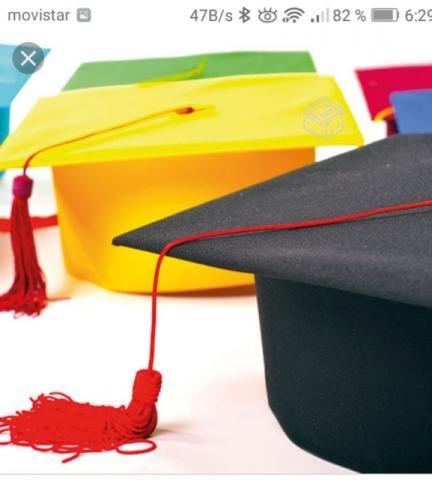 Accesorios de graduaciones