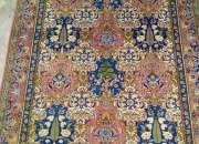 Antigua bella  alfombra persa  backthiari 3 x 2 mts