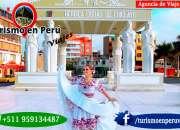 Conociendo Peru y sus atractivos turisticos Agencia de Viaje Peruana