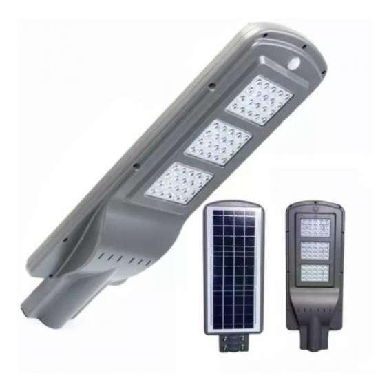 Luminarias poste solar 90w para parcelas plazas,calles y vandalismo !!!