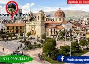 Paquetes turisticos en Peru Agencia de viaje Peruana