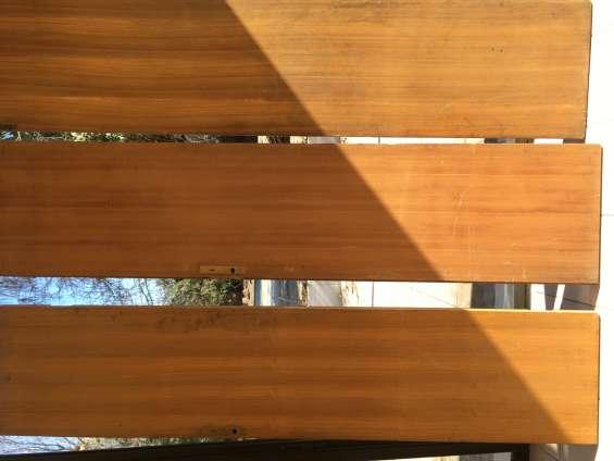 Puertas de madera c/u $20.000.-
