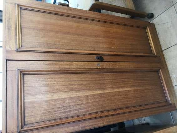 Estante de madera $65.000.-