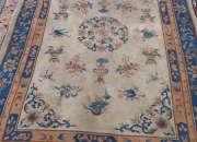 Elegante alfombra china 240 x 160
